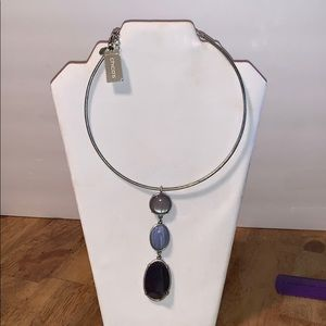Chico's Sophie Coil Necklace